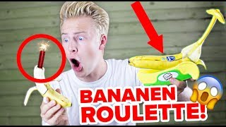 EXTREMES BANANEN-ROULETTE ! 😱💥  II RayFox
