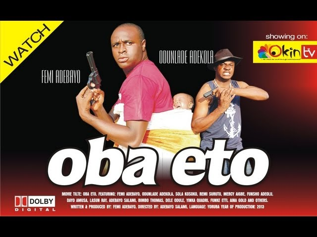 Oba Eto Part 1 Yoruba Nollywood Love Movie Starring Femi Adebayo Travel Video