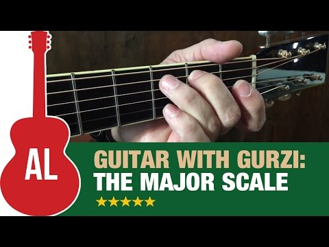 The Major Scale - The Foundation of Music