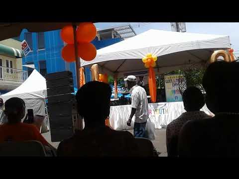 I QUIT by Arielle Norbal (Lil  Ariel) Les Etangs Combined School Soufriere  St.Lucia