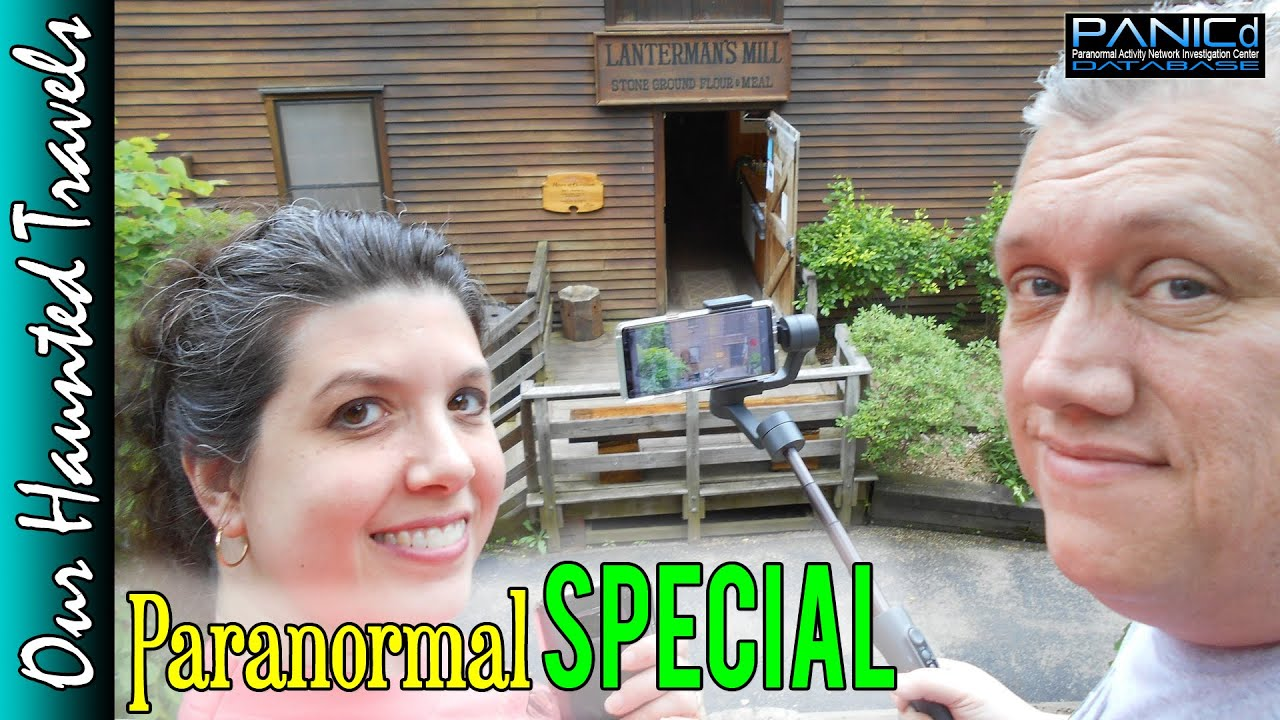 Welcome to (Our) Mill Creek Park | Our Haunted Travels by: PANICdVideos - Our Haunted Travels