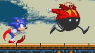 Sonic 3 & Knuckles (Genesis) All Bosses (No Damage) Part 2/2