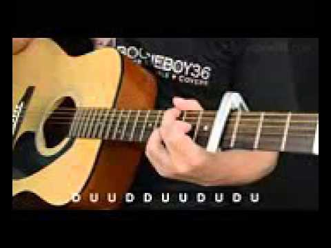 Ikaw At Ako Tj Monterde Guitar Tutorial Intro Lead Chords Strumming