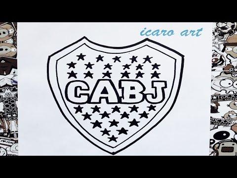 Como Desenhar O Escudo Do Real Madrid Cf How To Draw