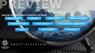 ADEPT - Sleepless (Album Preview)