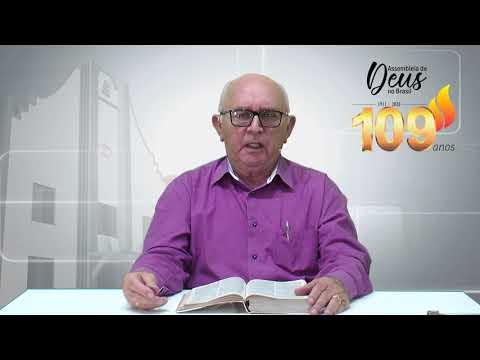 PR CARLOS NATALINO  109 ANOS DA ASSEMBLEIA DE DEUS NO BRASIL