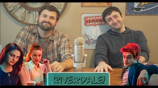 cw s riverdale chapter one reaction does it suck