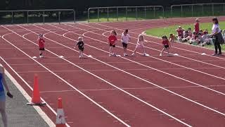 Maisie Sprint Sports Day 2019