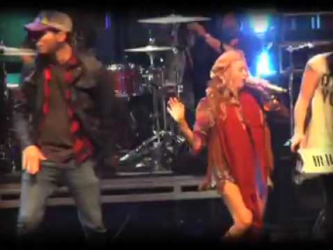 Paulina Rubio & Cobra Starship -  Good Girls Go Bad - Rehearsal / Ensayo