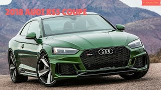 2018 Audi RS5 Coupe - Interior and Exterior - Phi Hoang Channel.