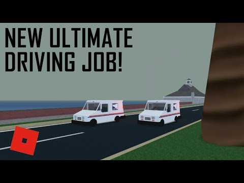 NEW JOB?! | ROBLOX - Ultimate Driving Westover Islands