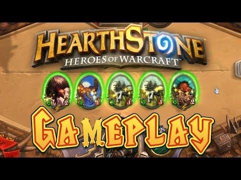 Hunter Combo Control 'OTK' (Hearthstone Gameplay)