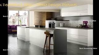 Video High gloss white kitchen designs | Modern Style Kitchen decor Design Ideas & Picture download MP3, 3GP, MP4, WEBM, AVI, FLV Juni 2018