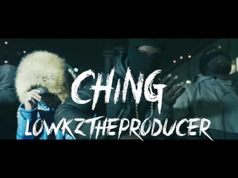 """""""CHING""""#MOSCOW 17 X #HARLEMSPARTANS X UK DRILL TYPE BEAT 2017