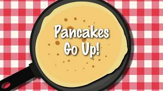 Gambar cover 🎶 Pancake song   Songs for kids, Primary school assembly   Pancake day song 🎶