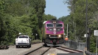 Soccer Train to Gillette Stadium in Walpole MA. (7/30/17)