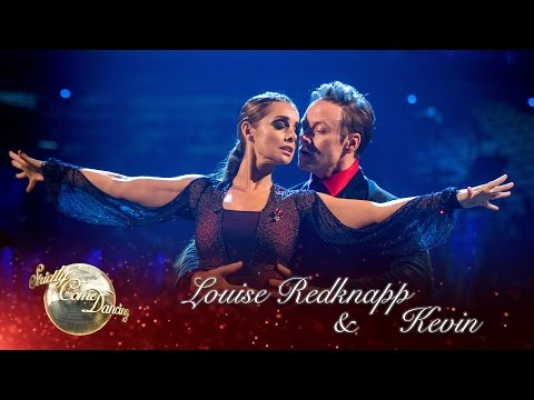 Louise Redknapp and Kevin Clifton Argentine Tango to 'Tanguera' - Strictly 2016: Week 7