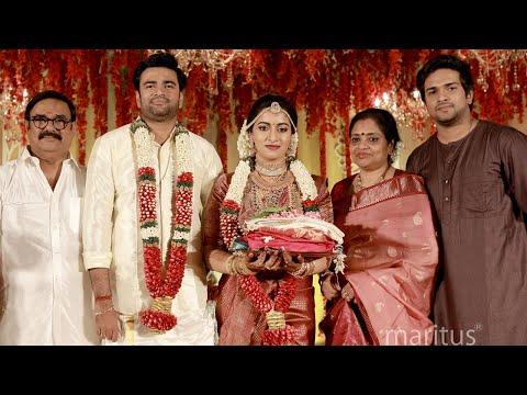 Maniyanpilla Raju Son Wedding Teaser | Sachin And Aiswarya Marriage By Maritus Events