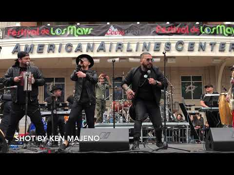 A.B. Quintanilla III y los Kumbia Kings All Starz Los Mavs Dallas 3/10/2019