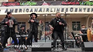 A.B. Quintanilla III y los Kumbia Kings All Starz Los Mavs Dallas 3/10/2019 YouTube Videos