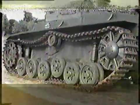 Средний танк PZ.III Т-3 Могилёв Буйничское поле