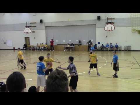Frederick County Basketball Timberwolves 2017