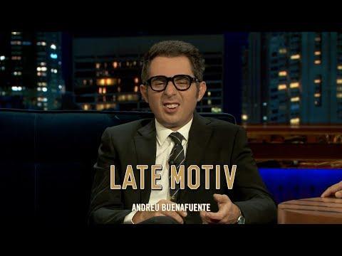 LATE MOTIV - Berto Romero. El pene siempre te da una pista   #LateMotiv287
