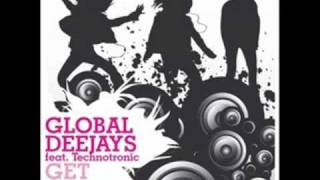 Global Deejays feat Technotronic - Get Up (General Electric rmx)