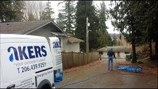 How to Find Water Leak Outside Home (Incredible Sound)