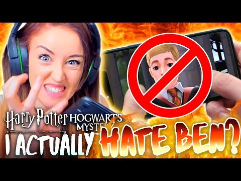 😱HE IS LITERALLY VOLDEMORT!?😱 (Harry Potter Hogwarts Mystery! #6🦉)