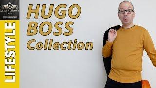 The Hugo Boss Black & Yellow Collection #HugoBoss