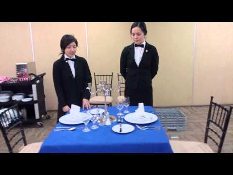 Do S And Don Ts In Food And Beverage Service