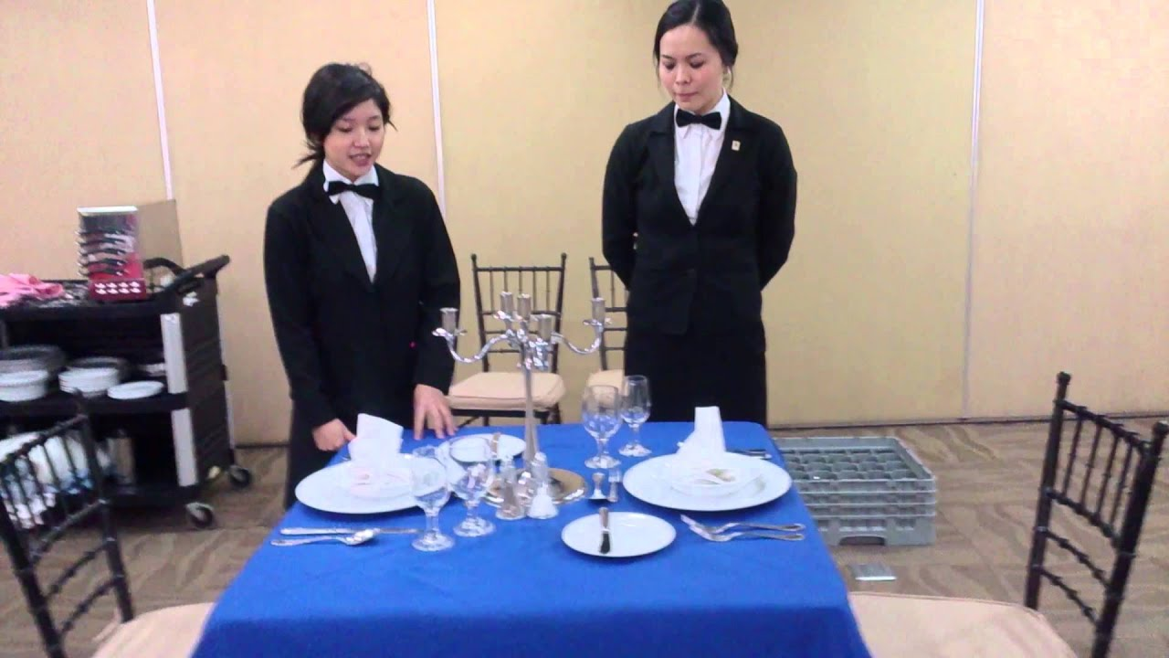 Russian table setting - Russian Table Setting 24