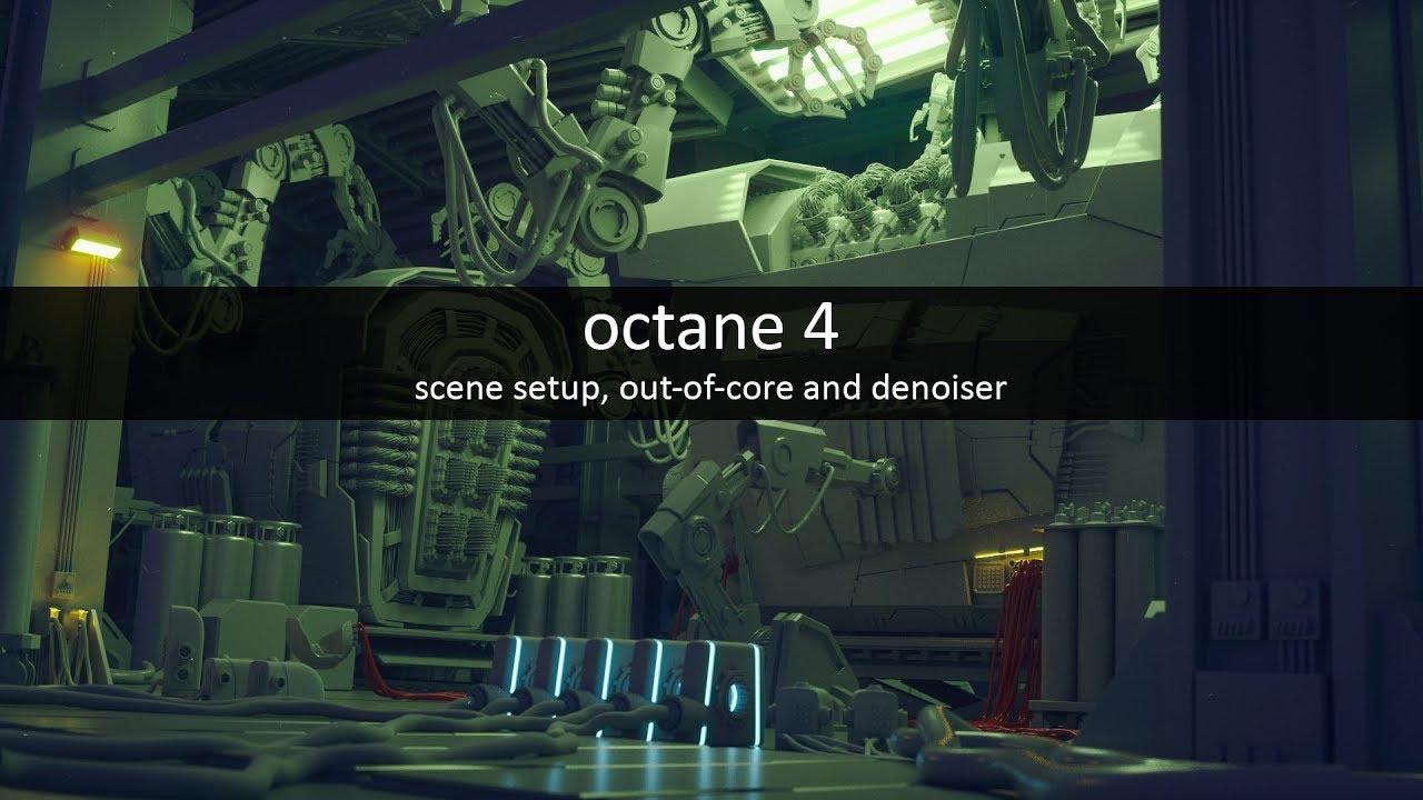OCTANE 4 BETA 3 RELEASED FOR FREE ! In Unity ! by SOULSSHINE