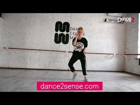 Pete Rodriguez-I Like It Like That - dance choreo in latina mix by Nastia Munich - Dance2sense