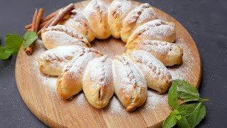 Отрывной пирог с яблоками - Рецепты от Со Вкусом