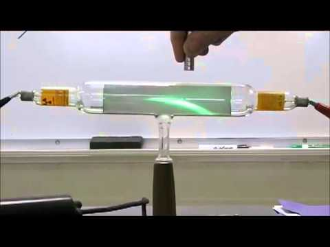 RC Unit 3:  Demo - Cathode Ray Tube
