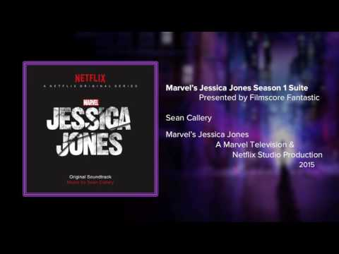 Filmscore Fantastic Presents: Jessica Jones Season 1 the Suite
