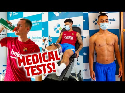 10 PLAYERS START pre-season with MEDICAL TEST 🩺✅