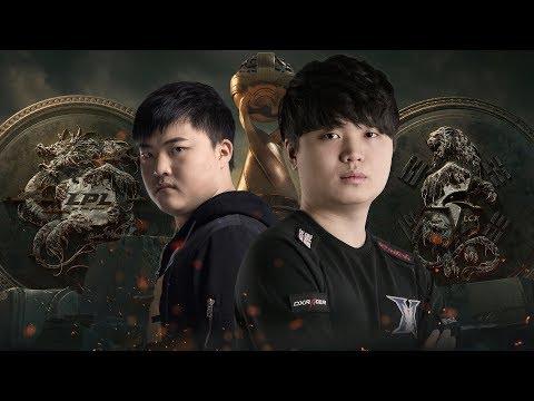 Final| Mid-Season Invitational:  Royal Never Give Up vs KING-ZONE DragonX