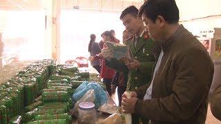 Phát hiện cơ sở dùng chất phụ gia chế biến thực phẩm quá mức cho phép ở Nghệ An
