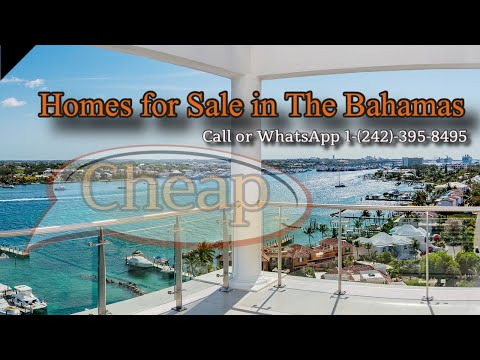 Homes for Sale in The Bahamas Cheap