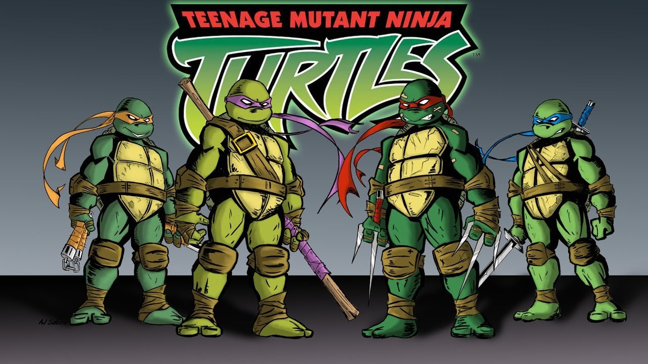 Mini juegos Tortugas Ninja con Shulk  YouTube