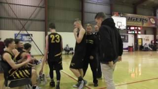 James Adcock Basketball Vs Woodville Warriors | Class of 2019 (#10)