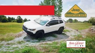 Jim Glover Dodge Chrysler Jeep Ram Fiat - Jeep Cherokee starting at only $18,988!