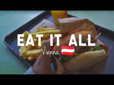 Eating out: Vienna vegan paradise 🇦🇹