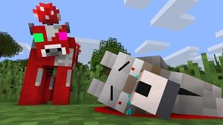 Wolf Life 6 - Minecraft Animation