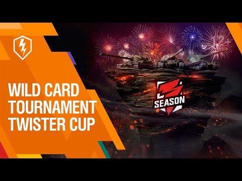 WoT Blitz. Twister Cup: Wild Card