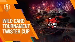 WoT Blitz. Twister Cup: Wild Card thumbnail