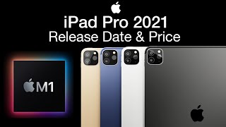 iPad Pro 2021 Release Date and Price – March Event M1 iPad Pro!